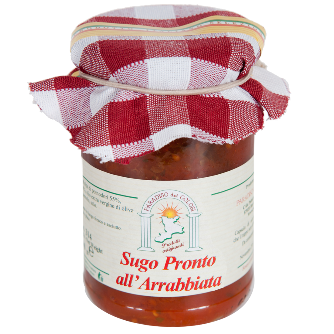 Sugo Pronto All'arrabiata